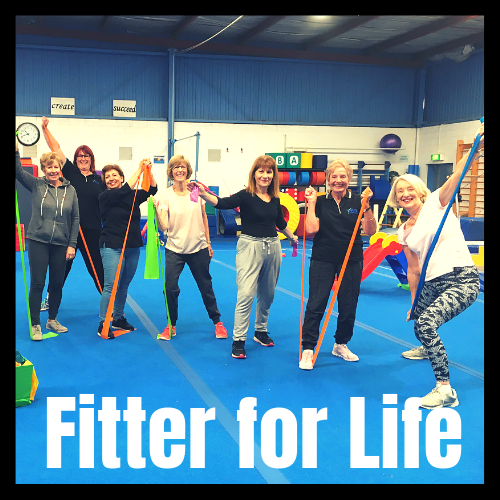 Fitter for Life